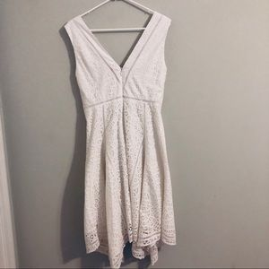 Lilly Pulitzer Eyelet Sleeveless Dress SZ 6